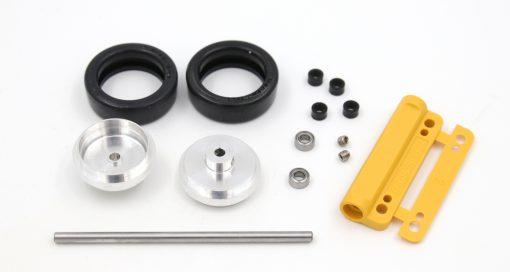 Vorderachshalter Kit für Carrera Digital 124 C7R SLS 458 88976