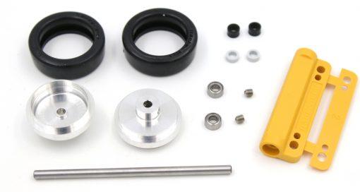 Vorderachshalter Kit für Carrera Digital 124 DTM Audi RS5 und DTM Mercedes AMG C63 88979