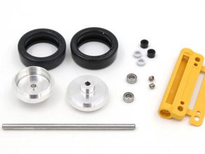 Vorderachshalter Kit für Carrera Digital 124 Porsche P991 88975