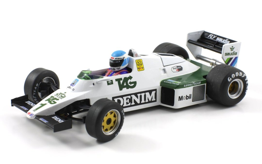 Flyslot Williams FW08C Keke Rosberg Ref W40103