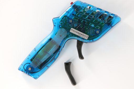 Wireless Pistolenregler SpeedGun in Blau für Carrera Digital 132 124 88806
