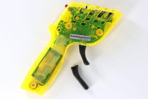 Wireless Pistolenregler SpeedGun in gelb für Carrera Digital 132 124 88807