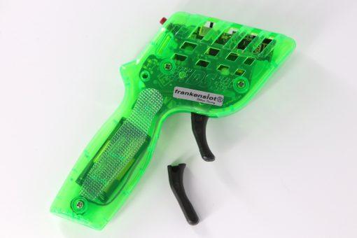 Wireless Pistolenregler SpeedGun in grün für Carrera Digital 132 124 88808