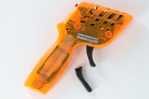 Wireless Pistolenregler SpeedGun in orange für Carrera Digital 132 124 88809