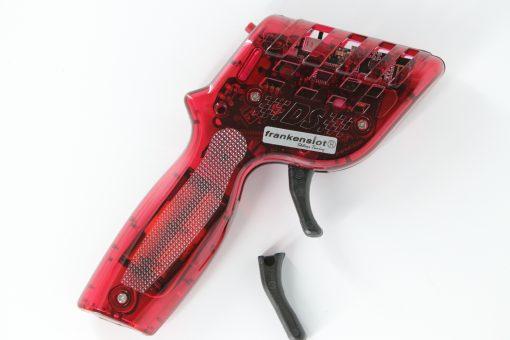 Wireless Pistolenregler SpeedGun in rot für Carrera Digital 132 124 88796