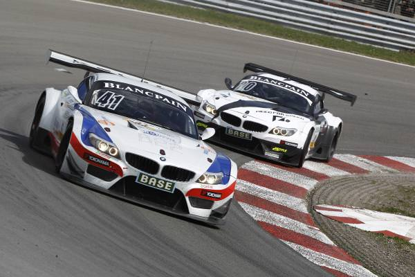 ADAC GT Masters in Zandvoort 2012