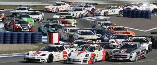 ADAC GT Masters-Saison 2013
