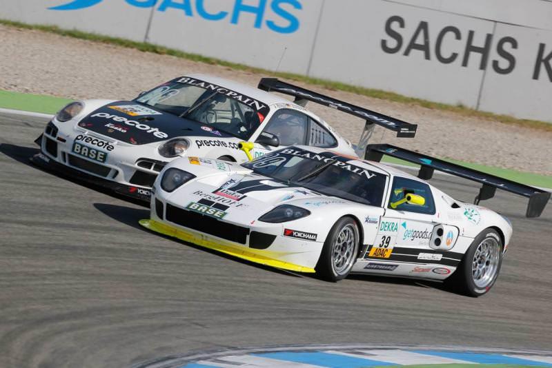 ADAC GT Masters-Saison 2013 mit 29 Fahrzeugen am Start