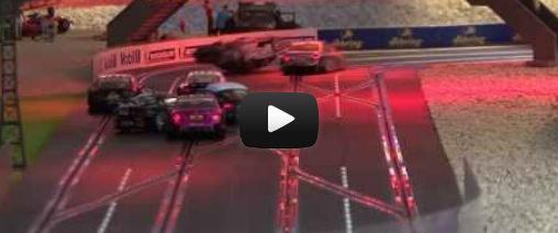 Wunderschöne Carrera Digital 132 Bahnen im Video