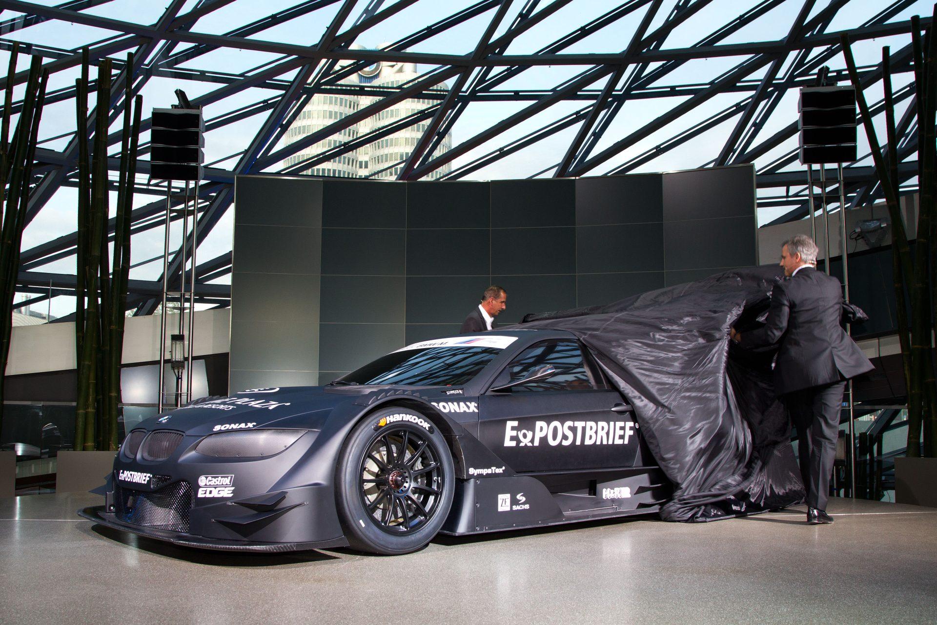 Erster Test für Martin Tomczyk im BMW M3 DTM