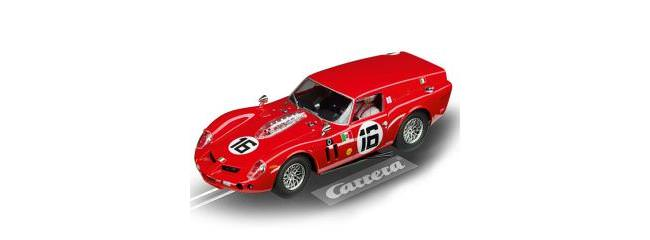 Carrera 23754 DIGITAL 124 FERRARI 250 GT BERLINETTA Slotcar 1:24