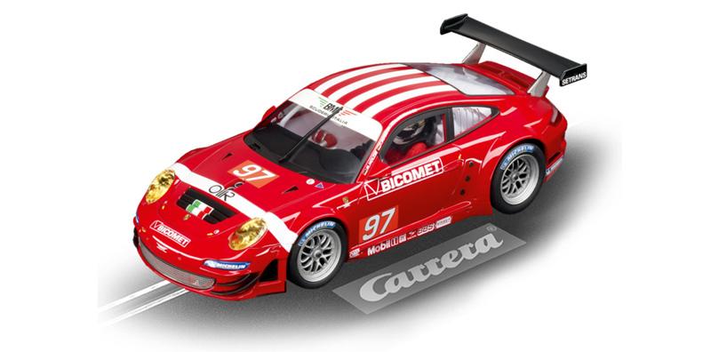 Carrera Porsche GT3 RSR Übersicht