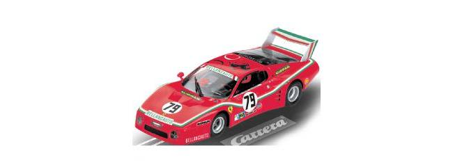 Carrera 27371 Evolution Ferrari 512 BB LM SlotCar 1:32