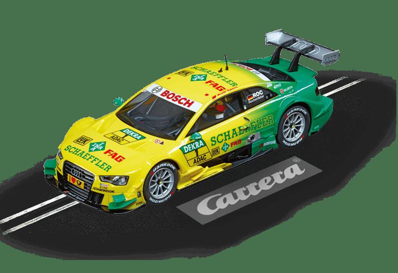 "Audi A5 DTM ""M.Rockenfeller, No.1"" (30707)"