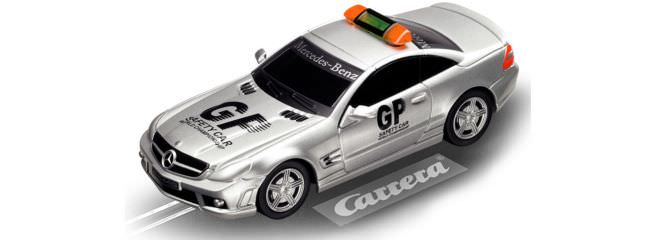 Carrera 61180 GO!!! AMG Mercedes SL 63 Safety Car SlotCar 1:43