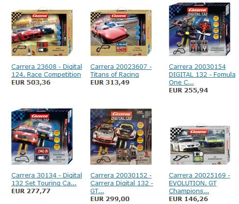 Welche Carrera Bahn kaufen?
