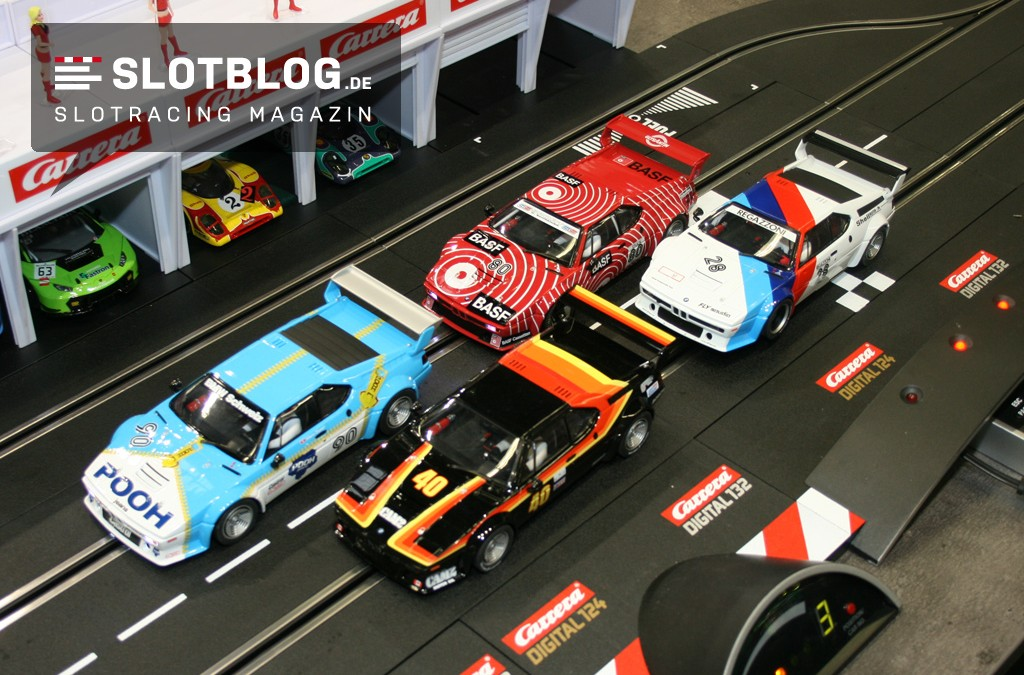 Carrera Digital 124 Neuheiten 2016 auf der Spielwarenmesse Nürnberg