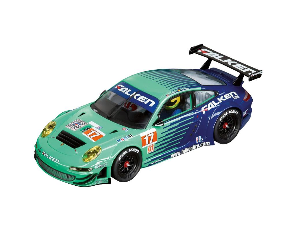 Carrera Digital 124 Porsche GT3 RSR Team Falken
