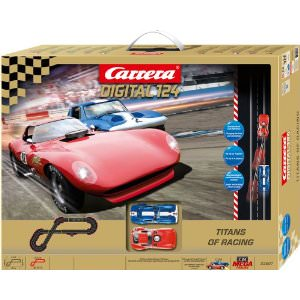 Titans of Racing Carrera Digital 124 23607