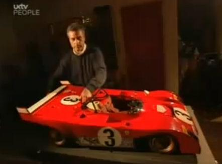 Ferrari 312PB im Maßstab 1:3