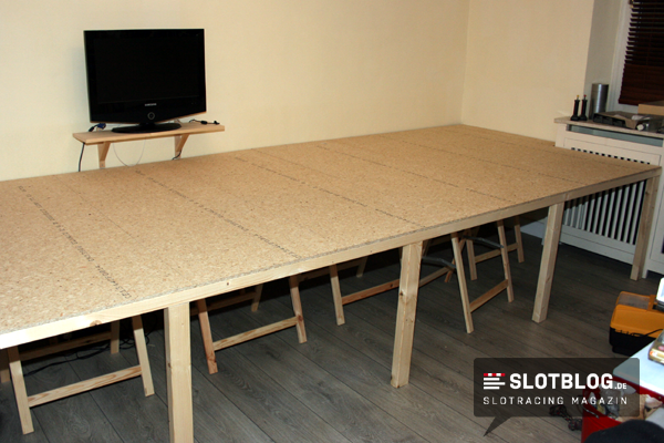 festaufbau 1 die grundkonstruktion. Black Bedroom Furniture Sets. Home Design Ideas