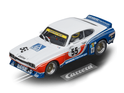 Ford Capri RS 3100 No.55 DRM 1975 Carrera Digital
