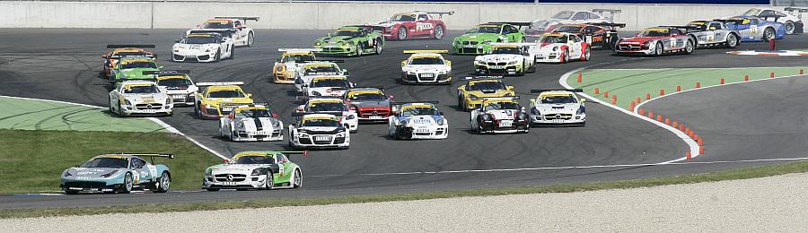 ADAC GT Masters 2013 mit neuem kabel eins-Sendeplatz