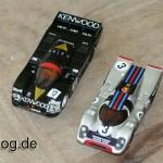 DSlot43 Porsche 962C und Porsche 917K