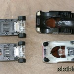 DSlot43 Chassis Typ SS und L
