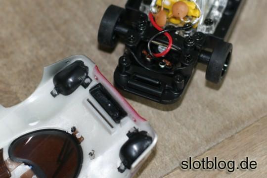 DSlot43 Karosseriebefestigung