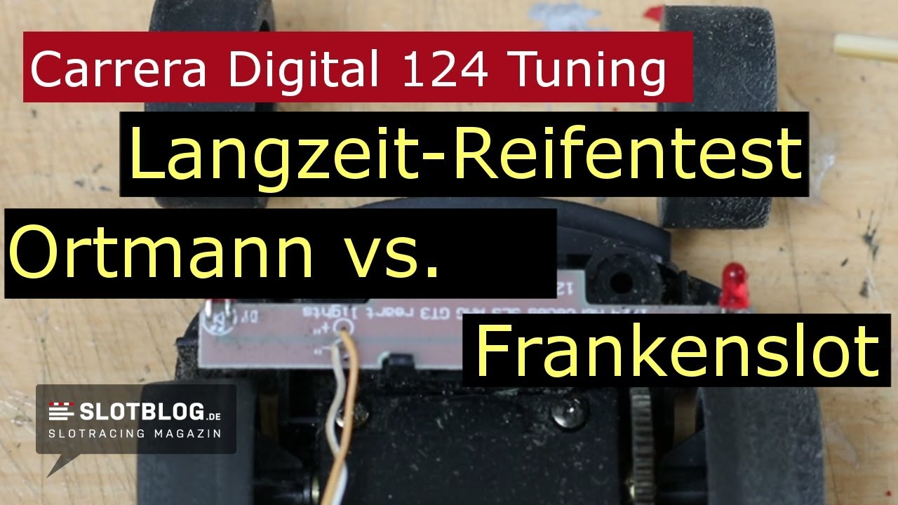 carrera digital 124 tuning ortmann vs frankenslot reifen. Black Bedroom Furniture Sets. Home Design Ideas