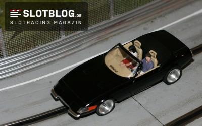 Projekt: Miami Vice Daytona Spider als Slotcar