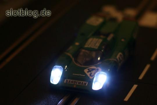 NSR 917K Lichteinbau