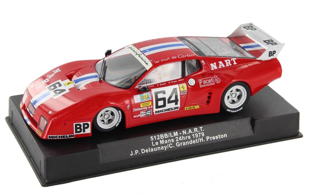 Racers – Ferrari 512 BB NART