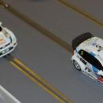 Zwillinge: Polo R WRC in Startaufstellung