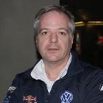 Durchaus zufriedener Teamchef: Daniel Bäumler