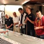 Perfektes Ambiente: Finallauf im Automuseum PROTOTYP