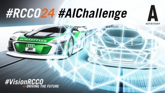24-Stunden-Rennen in der Autostadt als Startschuss für AI Challenge