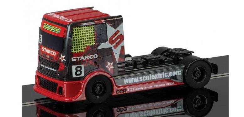 Super Trucks von SCALEXTRIC