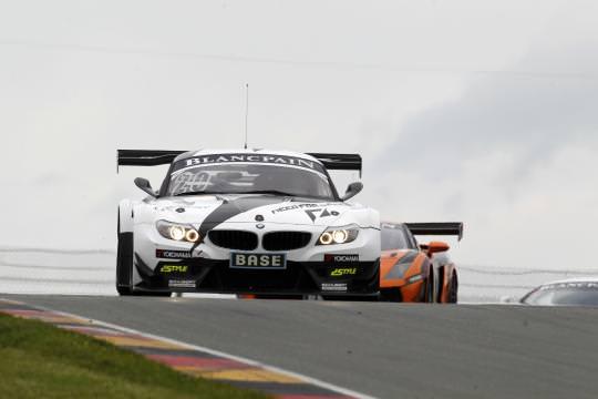 Doppel-Pole im ADAC GT Masters