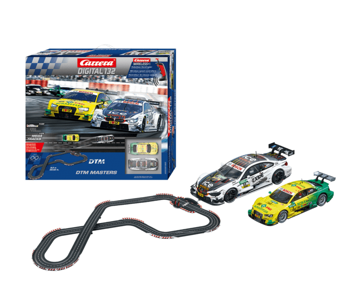 Carrera Digital 132 Startpackung DTM Masters 30180