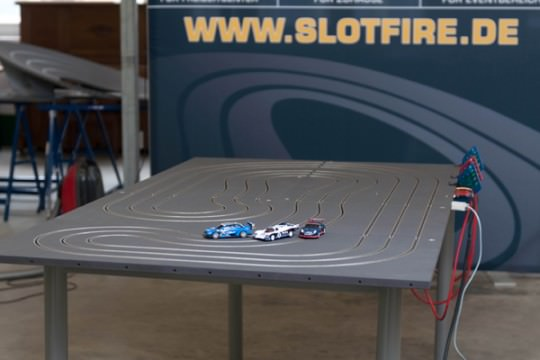 Slotfire 43 Prototyp