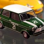 Tamiya Mini Cooper Racing