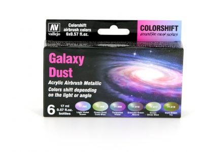 vallejo Colorshift Set - Galaxy Dust (6x 17 ml)