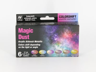 vallejo Colorshift Set - Magic Dust (6x 17 ml)