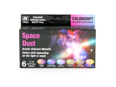 vallejo Colorshift Set - Space Dust (6x 17 ml)