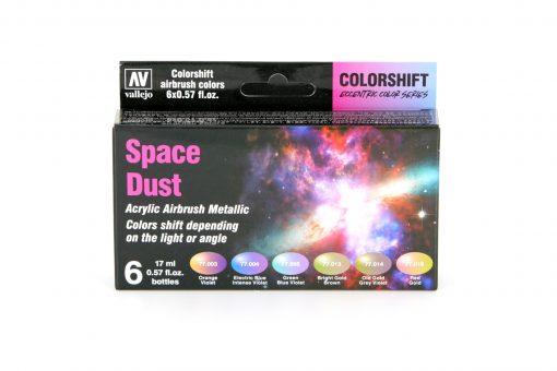vallejo Colorshift Set - Space Dust (6x 17 ml)